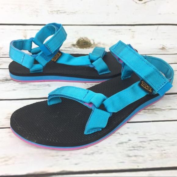 4a75bd38bd5cf Teva 1003987 Original Universal Light Sandals. M 5a830e713a112ecc68596d0a